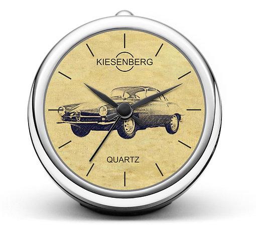 Für Alfa Romeo Giulietta Sprint Speziale Fan Tischuhr T-4019