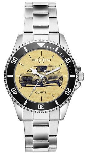 Für Suzuki Swift Fan Armbanduhr 20682