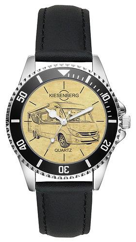 Für Bürstner Elegance Wohnmobil Fan Armbanduhr L-6620