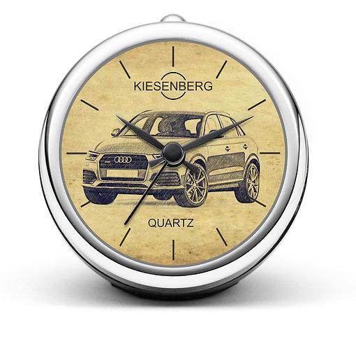 Für Audi Q3 RS Fan Tischuhr T-6271