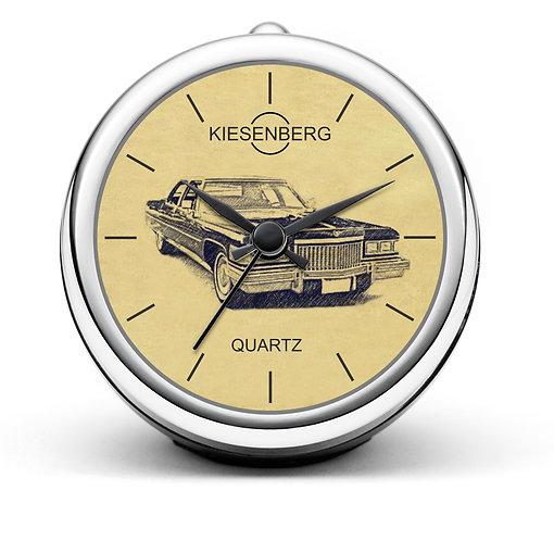 Für Cadillac Fleetwood Fan Tischuhr T-4114