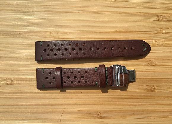 Bracelet ENNA Cuir marron