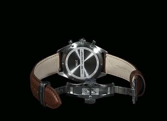 MONTLHERY LEATHER STRAP brown