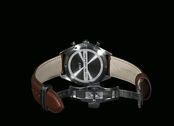 Bracelet MONTHLERY Cuir marron