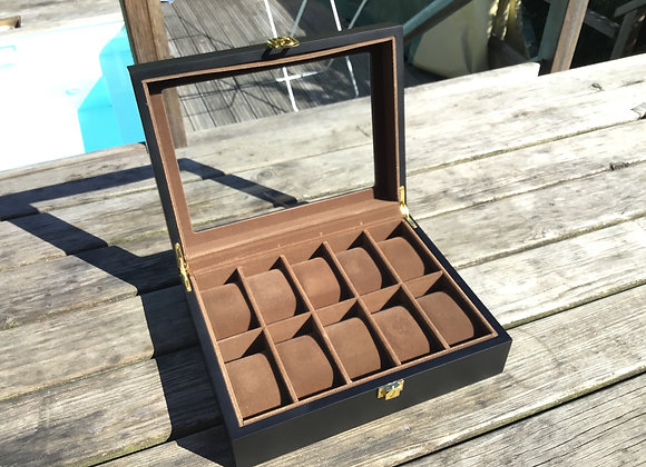 Watch box - 10 positions