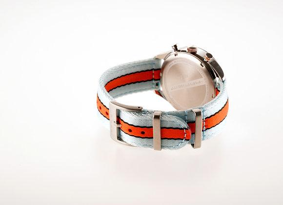 "Bracelet INTERLAGOS ""Gulf"""