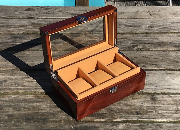 Watch box - 3 positions