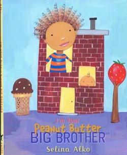 Peanut Butter Butter Big Brother