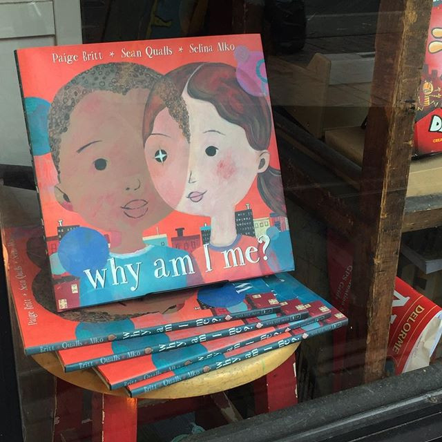 Why Am I Me? (Scholastic, 2017)