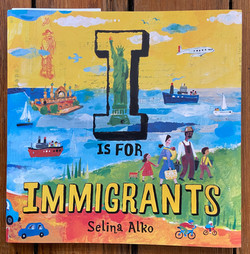 I is for IMMIGRANT
