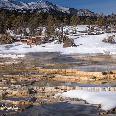 Yellowstone National Park Area