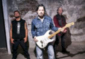 The Kenny Shipman Band Rockin Blues Power Trio