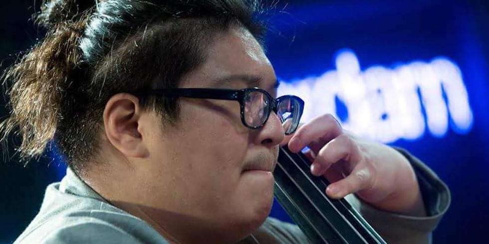 "長谷川朗sax  牧知恵子piano 渡辺修二bass ""Ro Hasegawa and Friends"""