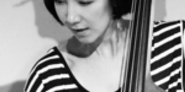 平倉初音piano 長谷川朗sax 大塚恵bass