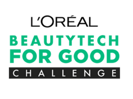 Beauty Tech for Good Challenge by L'Oreal