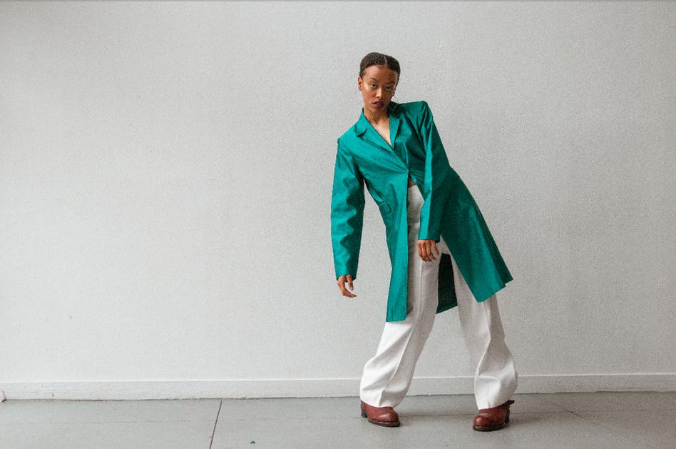 Photographer: David Zulli Model: Shelby Scott Stylist: Sage Walker