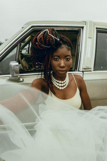 Photographer: Paige Miller Model: Photographer: Kaia Imani Model: Ife Kehinde Stylist: Lauren Aguirre