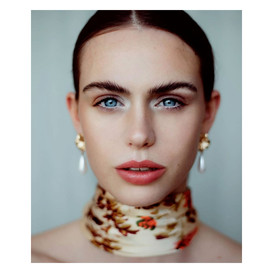 Makeup Artist: Ida Thøt Photographer: Mathilde Vesterherup @vesterherup