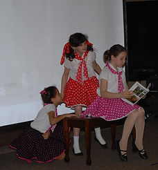 Танец Три подружки