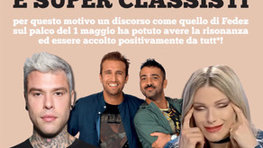 I media italiani sono razzisti, sessisti, omofobi e super classisti
