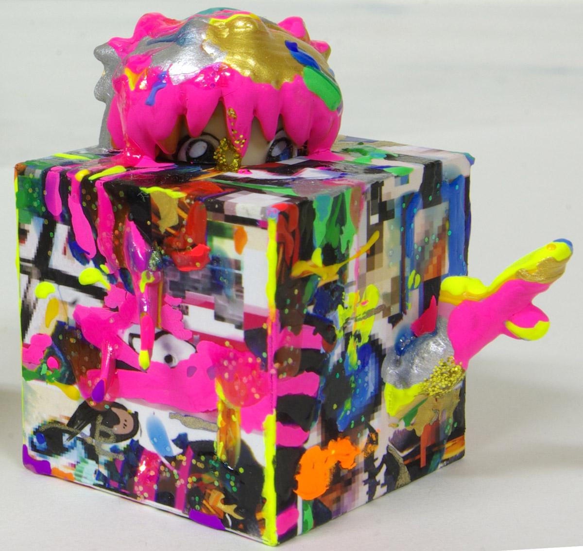 BOSS in cube ASK