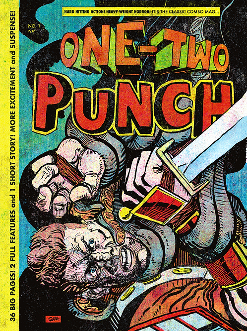 One-Two Punch Vol. 1