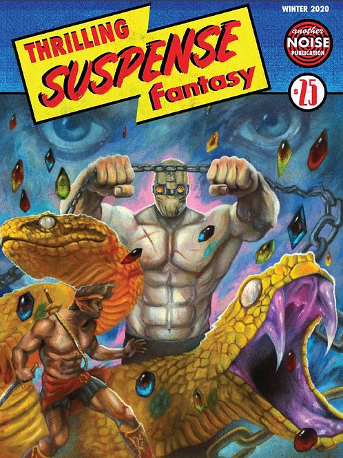 Thrilling Suspense Fantasy #1
