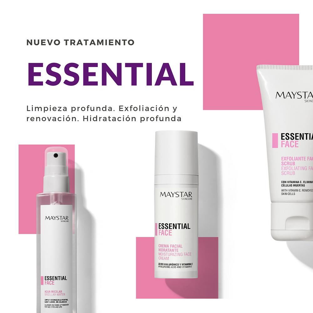 maystar skincare aesthetics limpieza facial