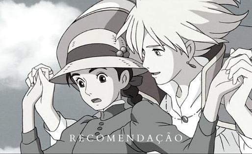 """""""O Castelo Animado"""", um filme de Hayao Miyazaki"""