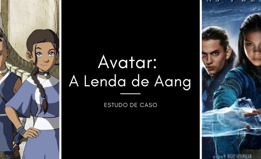 Avatar: A Lenda de Aang - Adaptação (pt. 2)