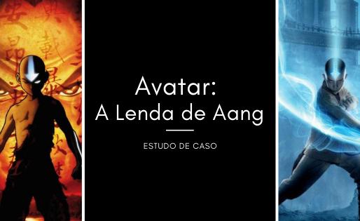 Avatar: A Lenda de Aang - Adaptação (pt. 1)