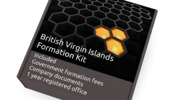 British Virgin Islands BC Formation Kit