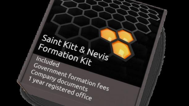 Saint Kitt and Nevis Formation Kit