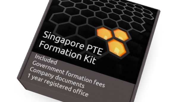 Singapore PTE Formation Kit