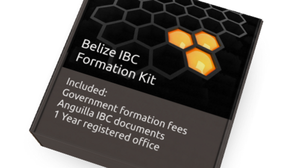 Belize IBC Formation Kit