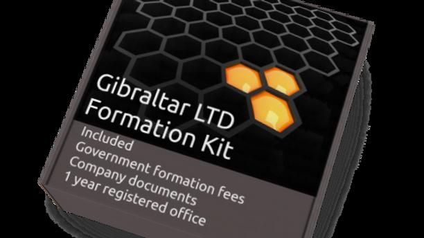 Gibraltar LTD Formation Kit