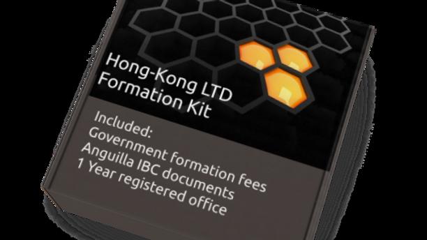 Hong-Kong LTD Formation Kit