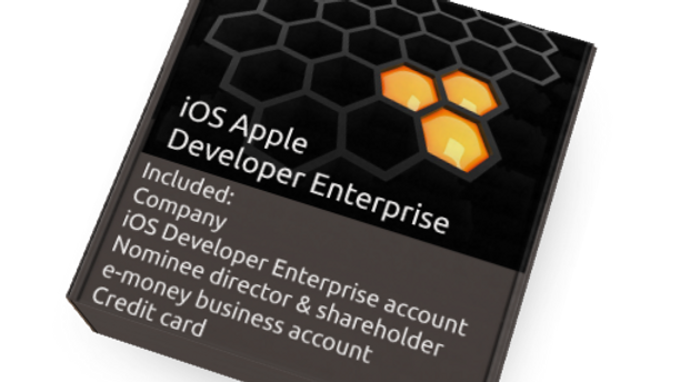 iOS Apple developer enterprise