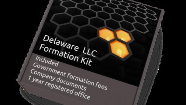 Delaware LLC Formation Kit