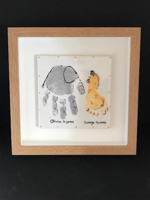 bespoke prints in clay Nantwich