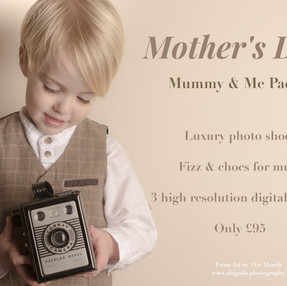Capture those special moments this Mother's Day
