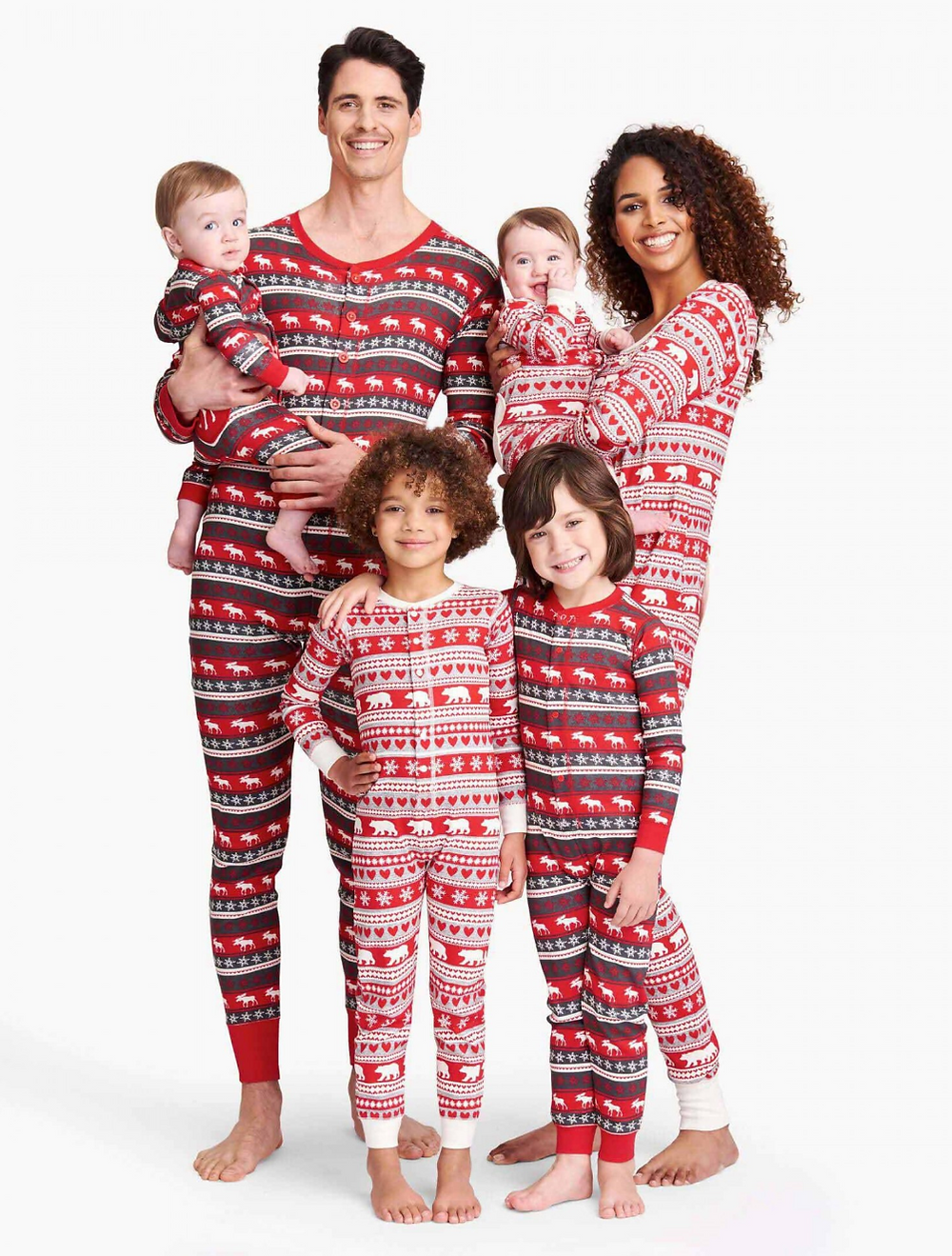 Christmas pjs for family