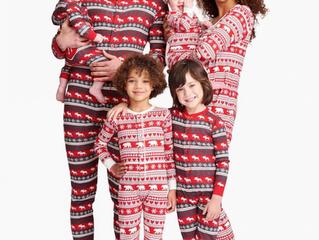 Top Five Family Christmas Pyjamas