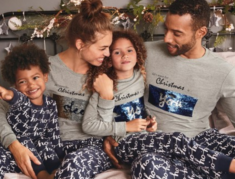 Next Christmas PJs