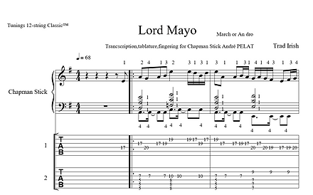 capture d'ecran Lord Mayo music.png