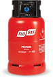 11kg FLT Propane Gas Cylinder (Screw Fit