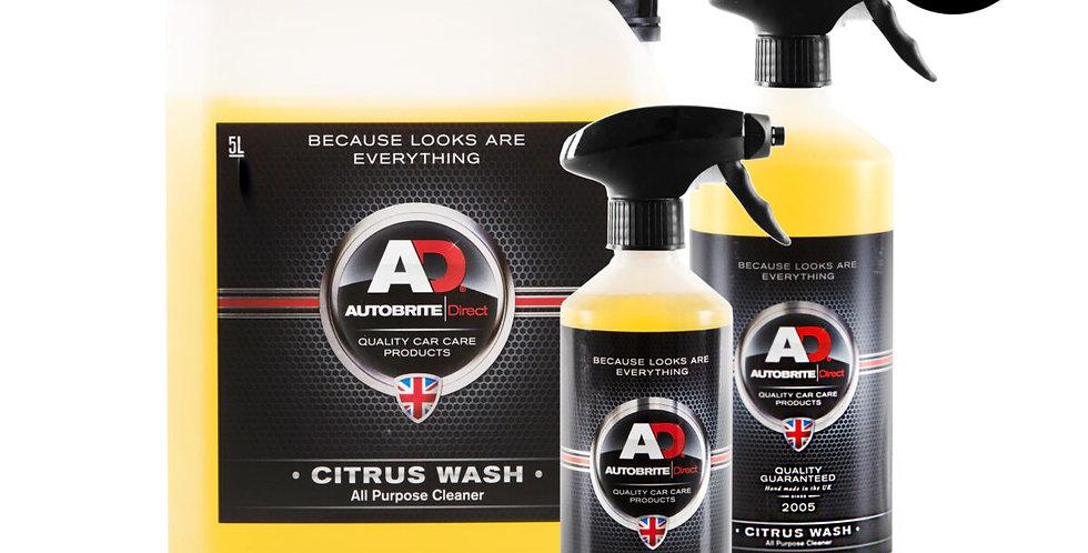 Citrus Wash – Multi Purpose Cleaner 1L