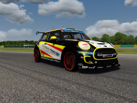 Coates leads eSeries real-world driver standings going into penultimate round