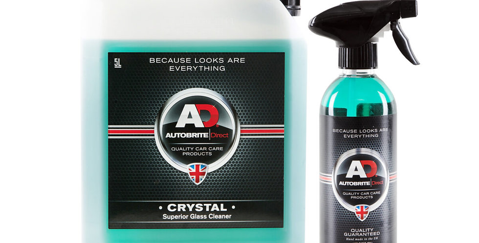 Crystal Superior Glass Cleaner 500ml