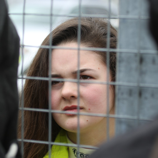 Abbi Pulling Donington Park Ginetta Juni